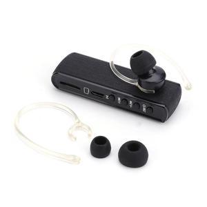 Image 2 - 耐久性のあるイヤホン多機能 R12 デジタルボイスレコーダー録音ペン bluetooth ハンズフリーヘッドセット MP3 プレーヤー
