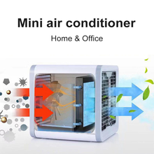 Home Office Water USB Cold Air Conditioner Home Mini Air Conditioner Dormitory portable air conditioner for room air cooler
