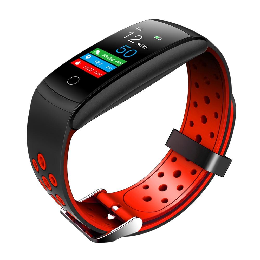 Esportes pulseira smartband fitness inteligente pulseira tela