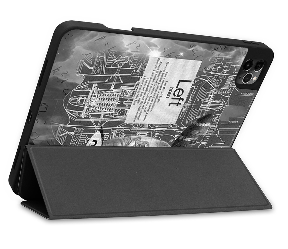 Case Pro 11 Tablet Folio iPad With Leather For Holder TPU+PU Pencil Soft 2020 inch MTT