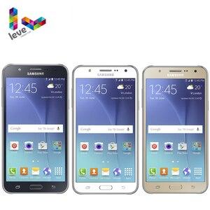 Samsung Galaxy J7 SM-J700F Dual SIM разблокировать мобильный телефон 1,5 Гб оперативной памяти, 16 Гб встроенной памяти, 5,5