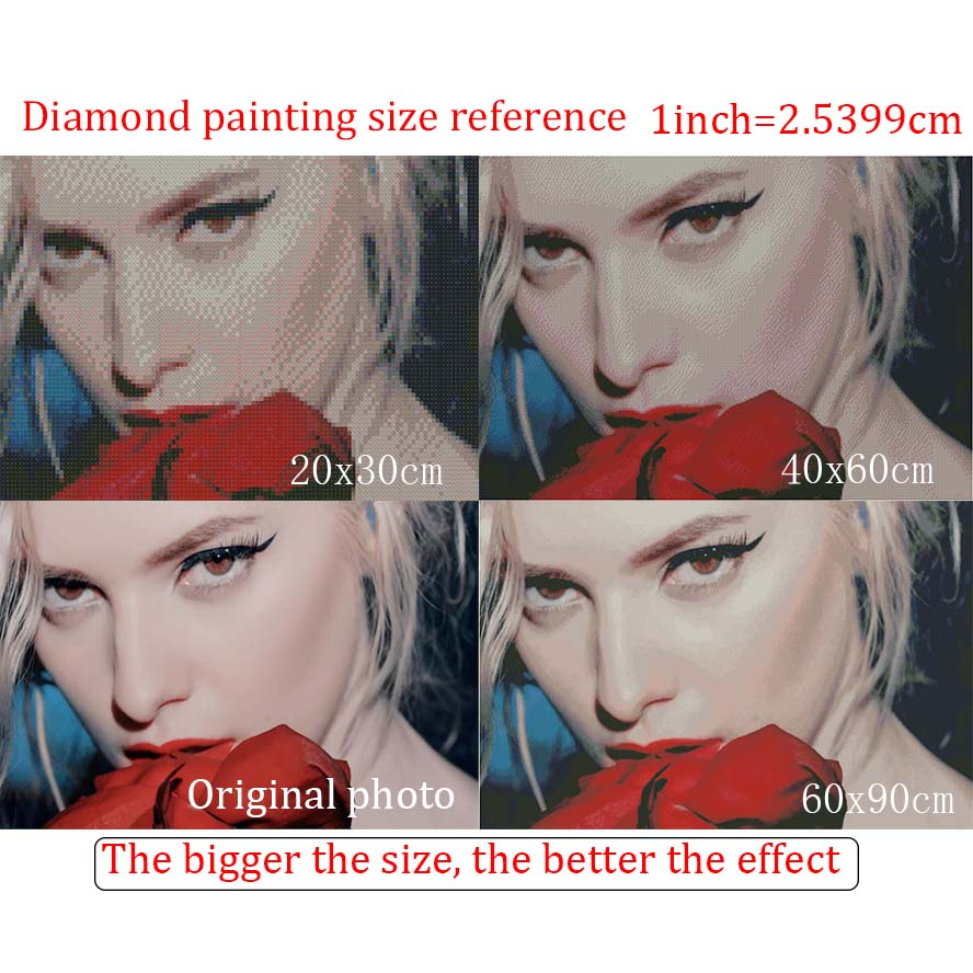 siimoon Rhinestones Embroidery Diy Diamond Painting Cross Stitch Wall Stickers for Living Room Decoration Starry Sky Full drill-3
