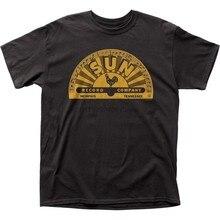 Sun record – T-Shirt pour homme avec Logo Memphis, Foshionoble