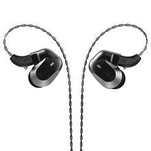 2019 revonext nex602 1dd + 3ba tecnologia híbrida no ouvido fone de ouvido alta fidelidade fone para execução esporte headplug earbud para qt2 qt5 nex202