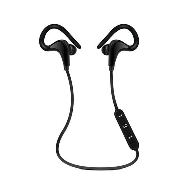 Sports Bluetooth Headset Ear-hook HiFi Headphones Sound HD Voice Call Waterproof Wireless Bluetooth 4.1 Earphones Earpiece