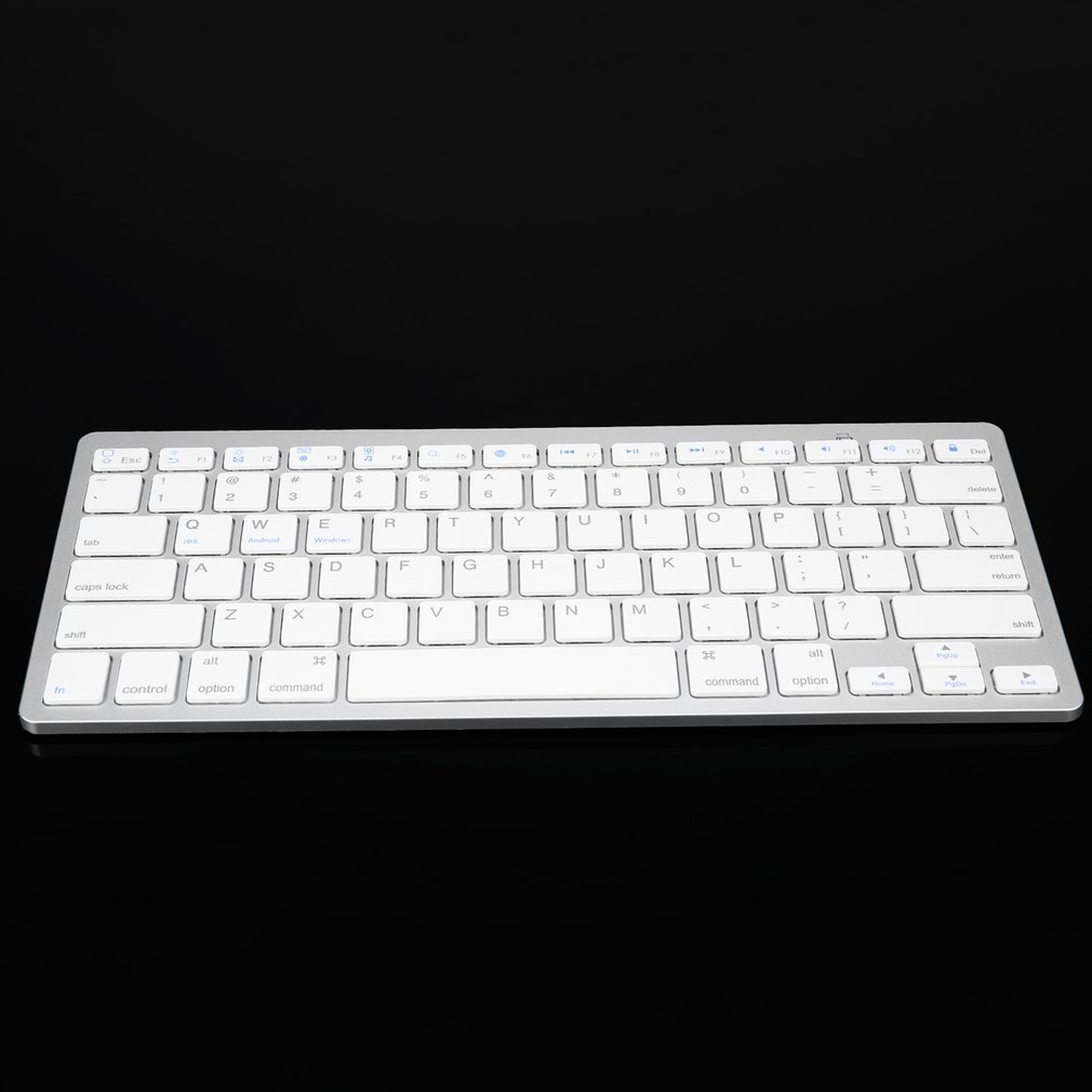 Wireless Bluetooth Keyboard Hot Sale For Air ipad Mini Mac Computer PC Macbook-3