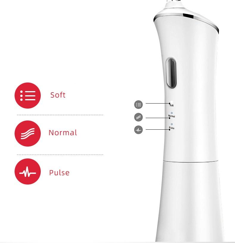 irrigador oral sem fio portatil agua dental 04