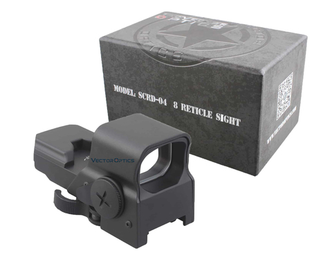 reticulo red dot sight high end qualidade