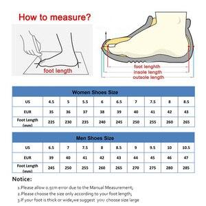 Image 5 - TaoBo mężczyźni Blade buty do biegania Plus rozmiar 46 mężczyźni Casual męskie tenisówki kobiety Zapatos De Mujer Hombre sznurowane lekkoatletyka oddychająca