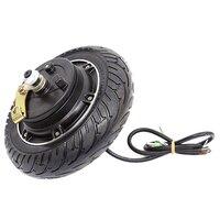 8 zoll Hub Motor Roller Bürstenlosen Zahnlos Elektrische Roller Hub Rad Motor 24V 36V 48V 350W-in Rollerteile und Zubehör aus Sport und Unterhaltung bei