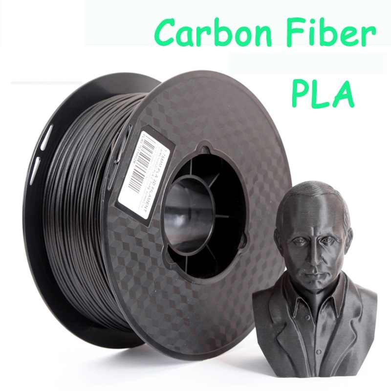 3D מדפסת 0.8kg סיבי פחמן נימה 275mm דיוק ממדי