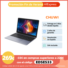 Portátil ultraligero CHUWI HeroBook Pro 14.1