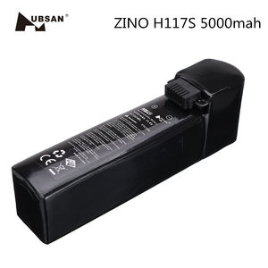 Lipo Battery for Hubsan Zino/Zino PRO H117S RC Drone Quadcopter Spare Parts 11.4V 5000mAh Intelligent Flight Battery wholesale