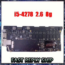 820-4924-A Getest Moederbord I5 2.7G 8Gb/3.1G 16Gb Voor Macbook Pro 13 \