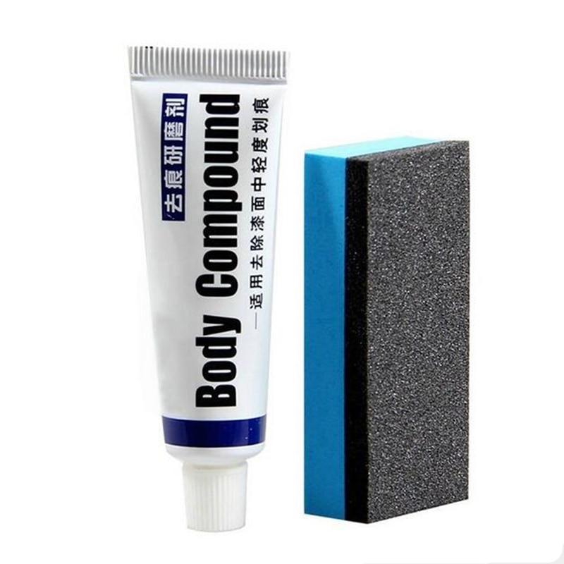 Car Body Compound Paste Set Paint Scratch Repair Remover  Auto Polishing & Grinding Car Wax Auto Accessories Fix