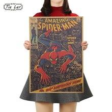 marvel cómics póster RETRO VINTAGE