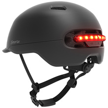 Waterproof Smart Flash Bike Helmet Smart4u SH50 USB Charge LED Backlight MTB Bik