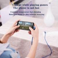 cable samsung 90 Degree Micro USB Cable 3A Fast Charger USB Cord elbow Nylon Data Cable for Samsung Sony Xiaomi Android Phone Line Power Bank (5)