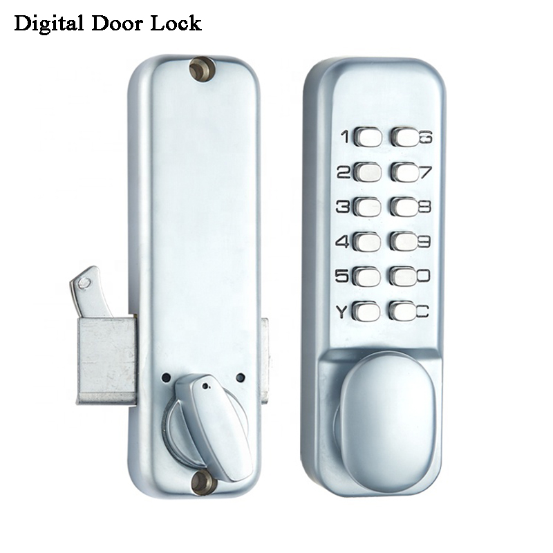 Sliding Gate Opener Digital Lock Door Opener Keyless Keypad/Code/Password Wooden/Iron Door Office/Garden/House/loft Waterproof