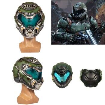 Alucina con estas réplicas de cascos de videojuegos 4