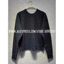 Женский свитер, высококачественный кашемировый свитер, женская одежда, мягкий и удобный свитер