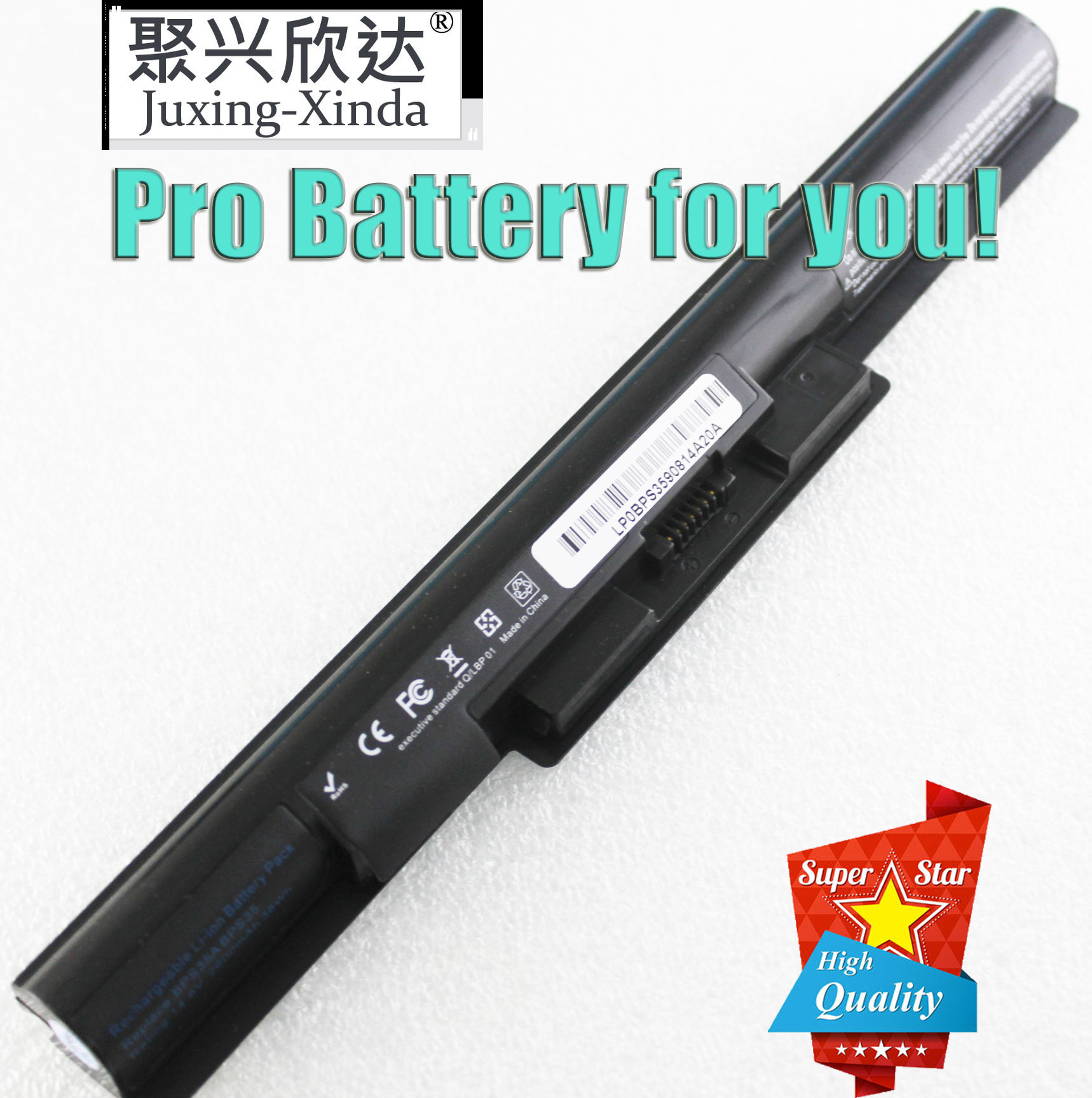 Купить аккумулятор для ноутбука sony vaio fit 14e 15e svf1521a2e svf15217sc