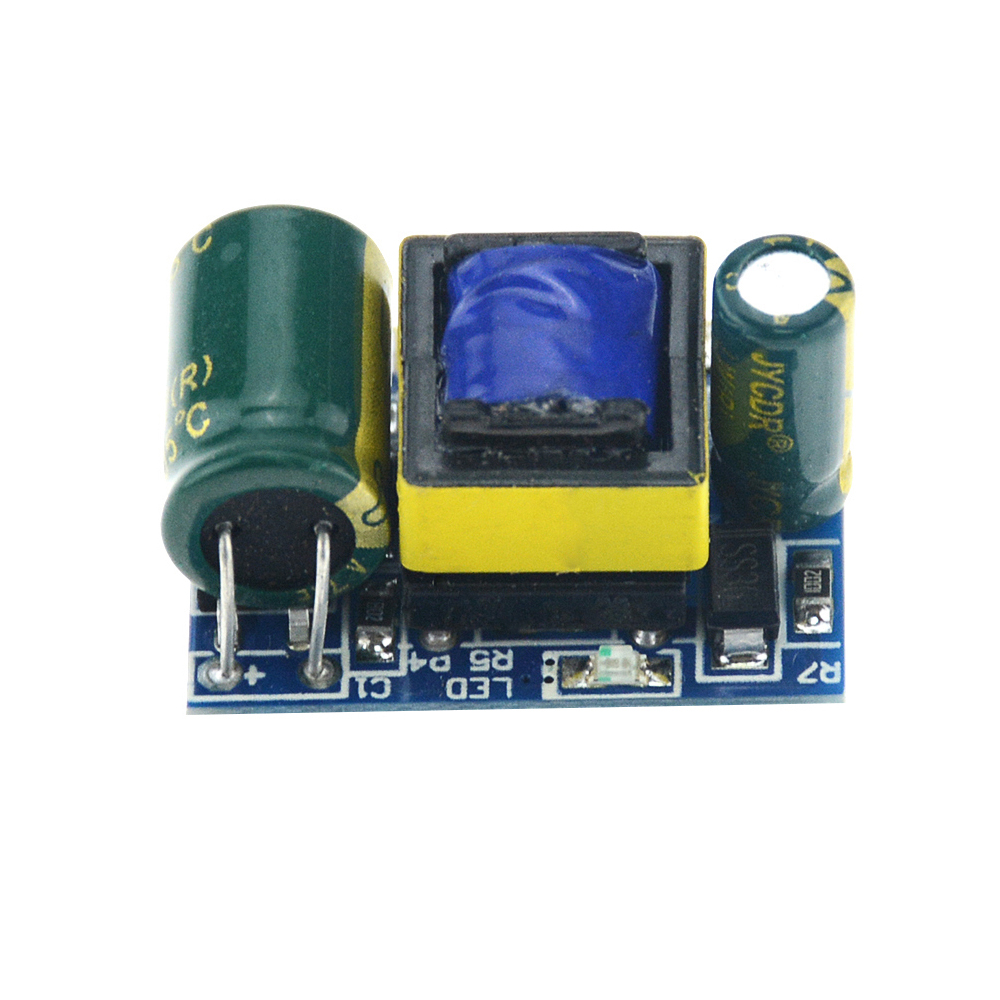 Mini AC-DC/<font><b>220V</b></font> <font><b>To</b></font> <font><b>12V</b></font> Converter Board <font><b>Module</b></font> Power Supply <font><b>12V</b></font> 300mA (3.5W) Lsolating Switch Power <font><b>Module</b></font> Overall Height 13.5mm image
