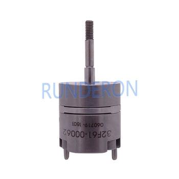 цены 32F61-00062 6-cylinder Common Rail Injector Control Valve for CAT 320D 326-4700 Excavator