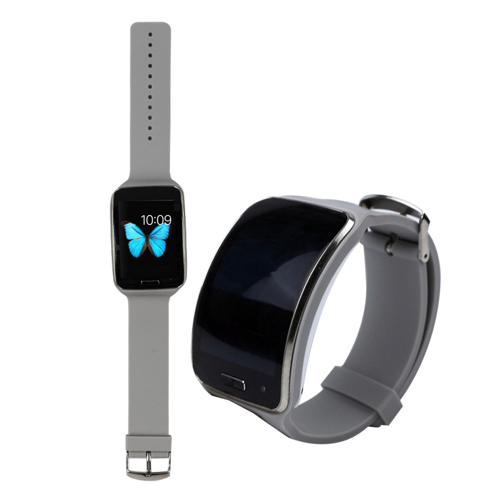 Watch Strap For Samsung Galaxy Gear S R750 Watch Band  Replacement Watch Wrist Strap Wristband For Samsung Galaxy Gear R750