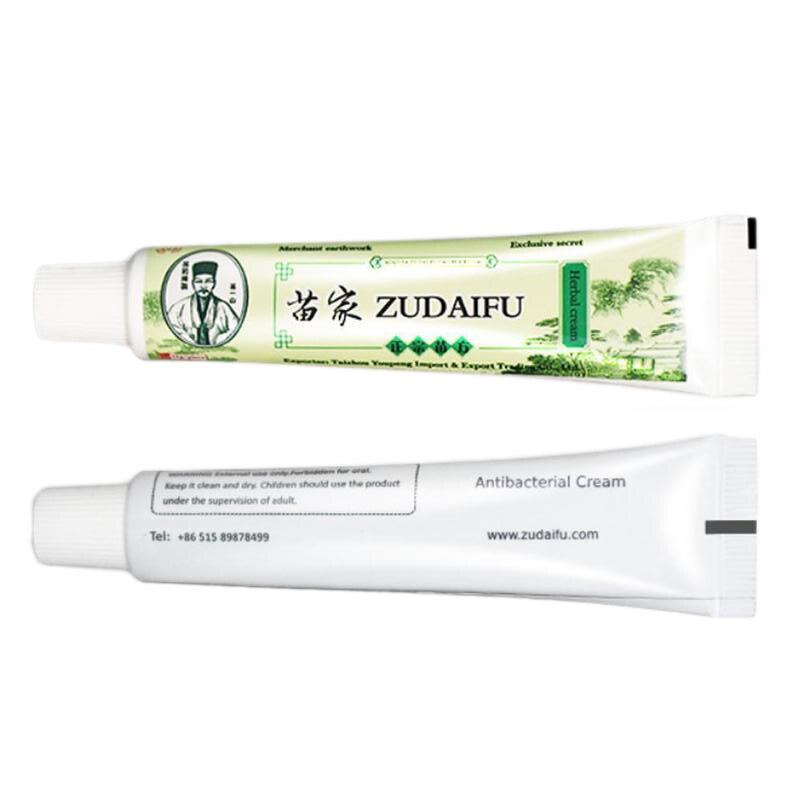 Zudaifu Body Skin Problems Psoriasis Cream Psoriasis Ointment Dermatitis Eczematoid Eczema Ointment Skin Treatment Cream