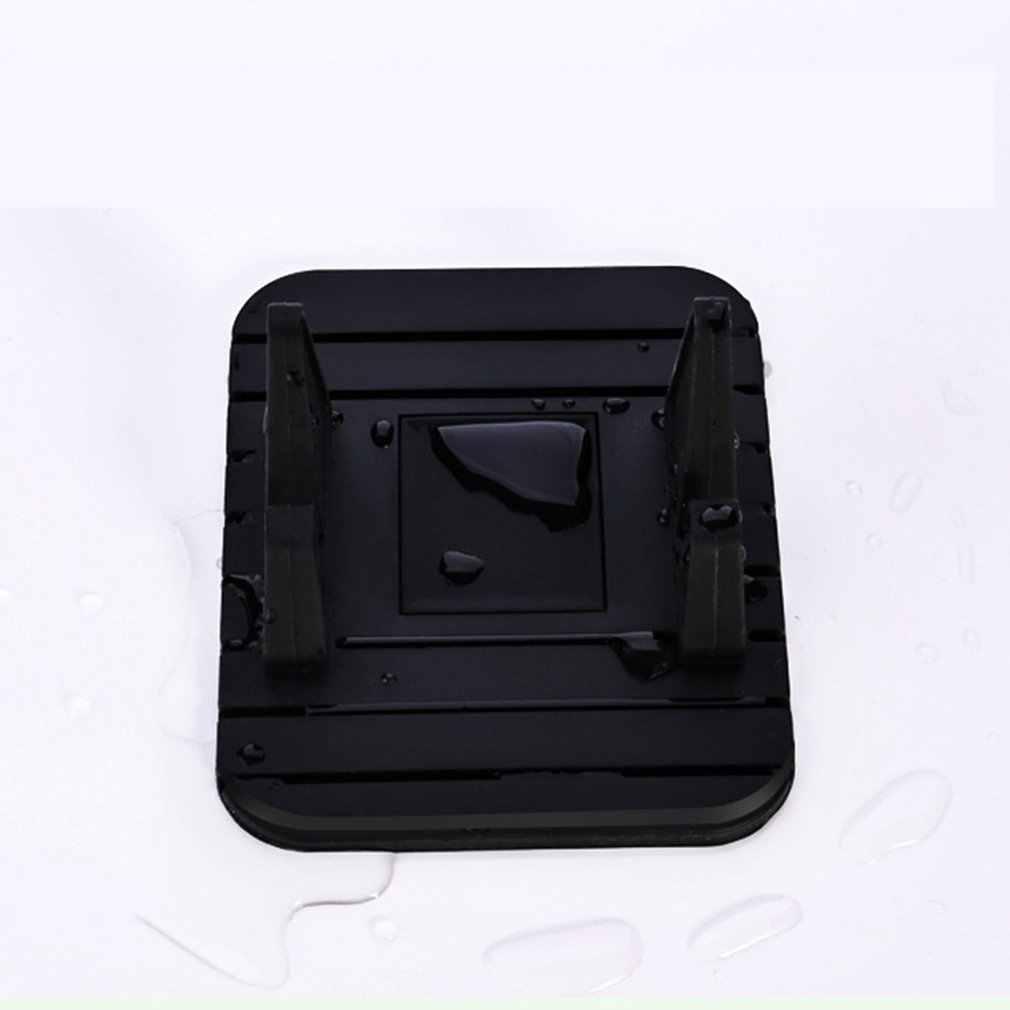 Lembut Silicone Ponsel Pemegang Mobil Dashboard Anti-Slip GPS Mat Desktop Stand Bracket untuk iPhone X XR Samsung Tablet