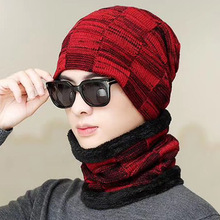 Fashion Solid Unisex Autumn Winter Knitted Hats Women Men Wool Blends Soft Warm Knitted Cap Skullies Beanies Knitted Hat Ski Cap women s wool knitted beanies hats fashion diamond autumn winter hat female thick warm mask ski cap for women gorras