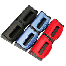 Belts-Clips Auto-Stopper-Buckle Interior-Accessories Car-Seat Safety Adjustable Plastic
