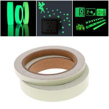 Safety-Tapes Luminous-Tape Self-Adhesive Home-Decoration Glow-In-The-Dark Stage-Sticker