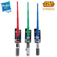Hasbro Star Wars Laser Sword Lightsaber Solider Action Figure Model Kids Toys Force Awaken BB8 Millennium Falcon Chewbacca R2D2