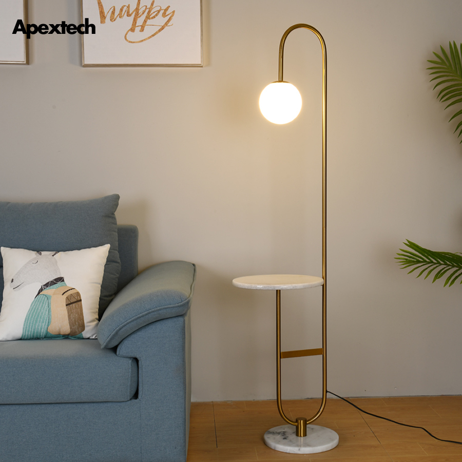 Modern Floor Lamp Led Standing