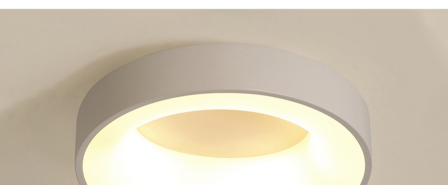 Hf46ad851b4964394984a285c2f5218acE Round Modern Led Ceiling Lights For Living Room Bedroom Study Room Dimmable+RC Ceiling Lamp Fixtures