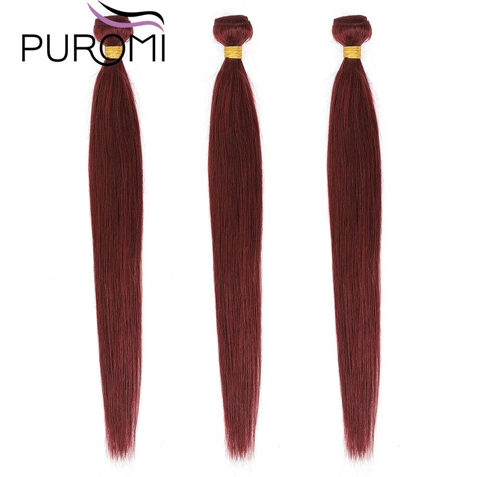 Cheveux raides paquets malaisiens cheveux armure faisceaux de cheveux humains vente en gros Remy cheveux #2/27 #/99J/613 100% cheveux humains - 3