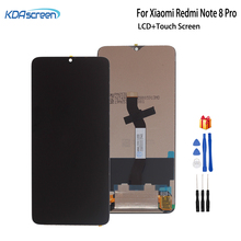 Original For Xiaomi Redmi Note 8 Pro LCD Display Touch Screen Digitizer Assembly For Redmi Note 8 Pro LCD Repair kit Screen LCD original auo 8 inch a080sn01 lcd screen led 60p digital screen a screen v 8