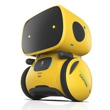 Childrens Intelligent Voice Learning Dialogue Accompanying Dancing Robot Toy Gift Early Education