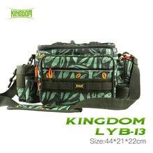 Нейлоновая водонепроницаемая сумка kingdom fishing многофункциональная
