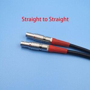 Image 2 - 4 Pin Maschio a 4 Pin Maschio Cavo Connettore per Arri Lbus Fiz Mdr Wireless Messa a Fuoco Filo Fgg a Fgg /Fgg per Fhg/Fhg per Fhg