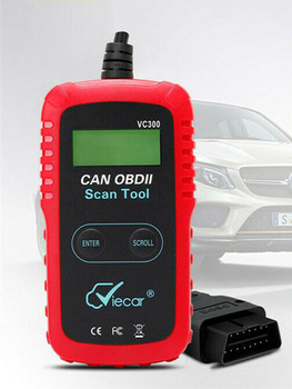 Viecar Car Trouble Code Readers OBD2 OBDII Fault Test Car Scanner Diagnostic Scan Tool OBD II ABS Material Cable Detector x1 read clear fault code reader scan tool obdii obd read dtc obd2 car diagnostic auto tool diagnostic scanner for car