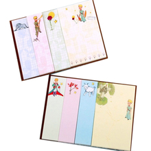 2pack/lot new arrival little Little prince series index note creative gift memo stationery Student office supplies