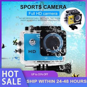 High Quality Full HD 1080P Waterproof Action Camera 2.0 Inch Camcorder Sports Video Camera DV Go Pro