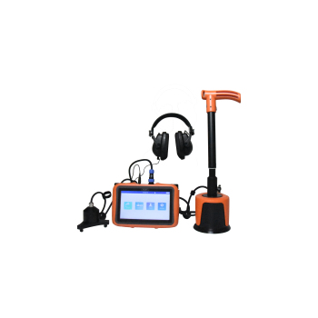 Latest Technology! PQWT-L4000 outdoor and indoor pipe water leak detecto acoustic detection for 5 meters deep for plumbers