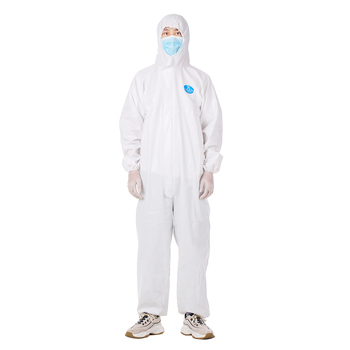 Disposable and Antibacterial Medical Protective Clothing as Isolation Suit for Virus Protection of Full Body