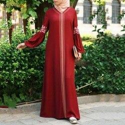 KANCOOLD Дубай Абая турецкий Бангладеш женские абаи роковой мусульманское длинное платье Исламская одежда Кафтан marocain кафтан