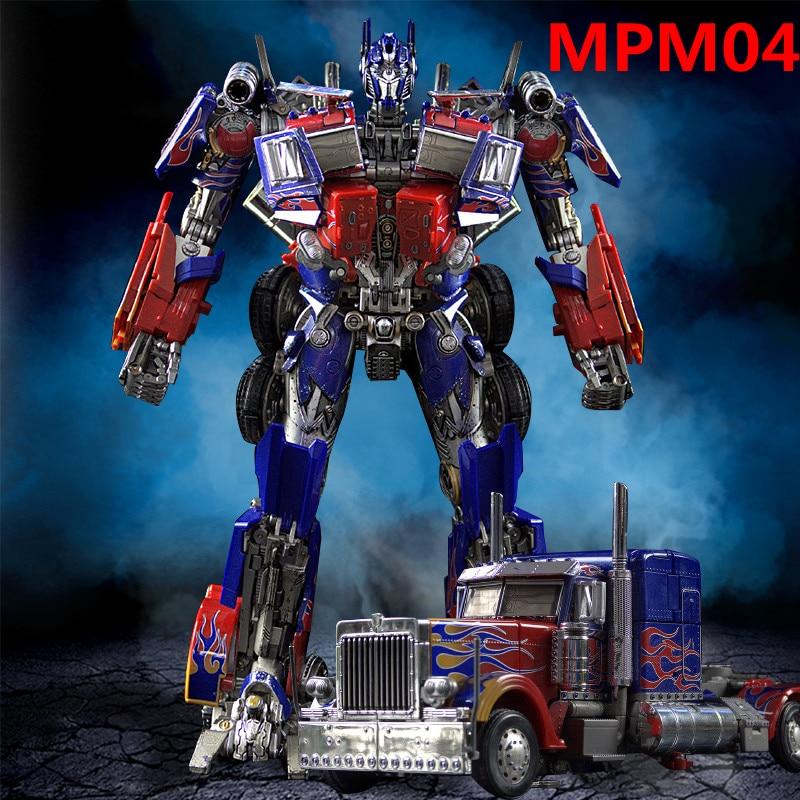 WJ MPM04 Transformation toys OP Commander Swordsman Black Apple W8606 OP Oversized Diecast Version Action Figure Model