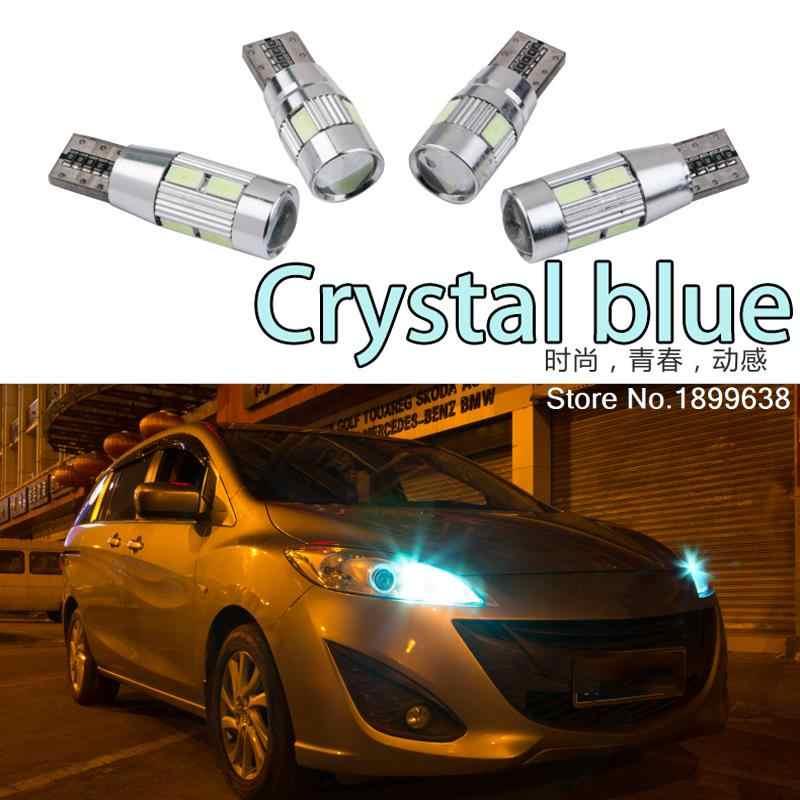 1 قطعة T10 آمنة LED الجبهة مصباح إيقاف السيارة لمبة مصدر تصفيف السيارة لكيا ريو 1 2 K2 Ceed K3 K5 Forte سبورتاج سيراتو كارينز سورينتو